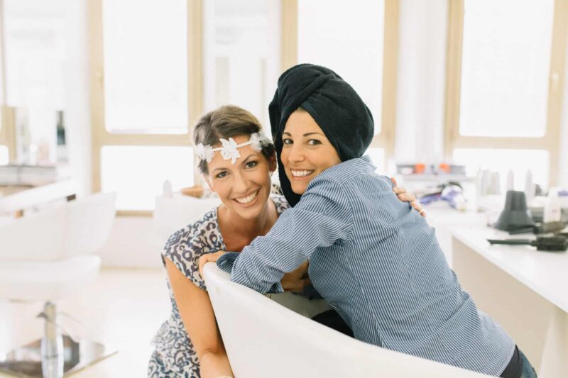 padova hair dresser