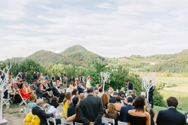 italy wedding ceremony
