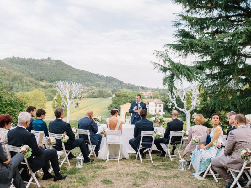Villa dei Vescovi Wedding in Italy // Adri + Alberto
