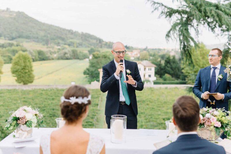villa dei vescovi wedding
