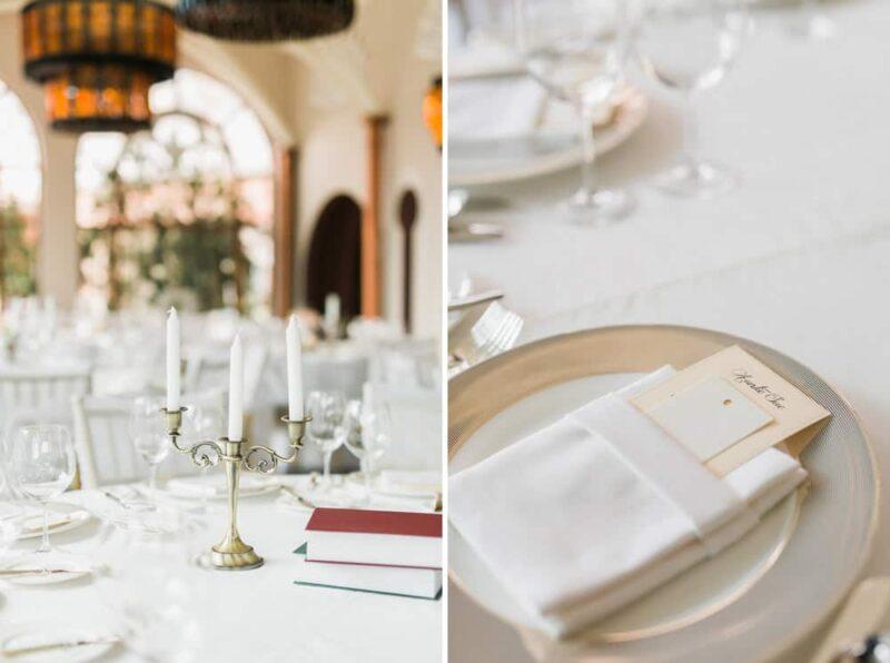 wedding table malaysia