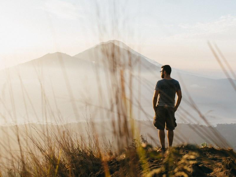 Mount Batur Trekking in Bali, Indonesia