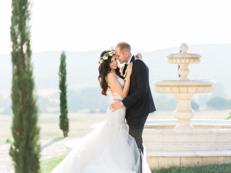 Tuscany Inspiration photoshoot // Diana + Peter