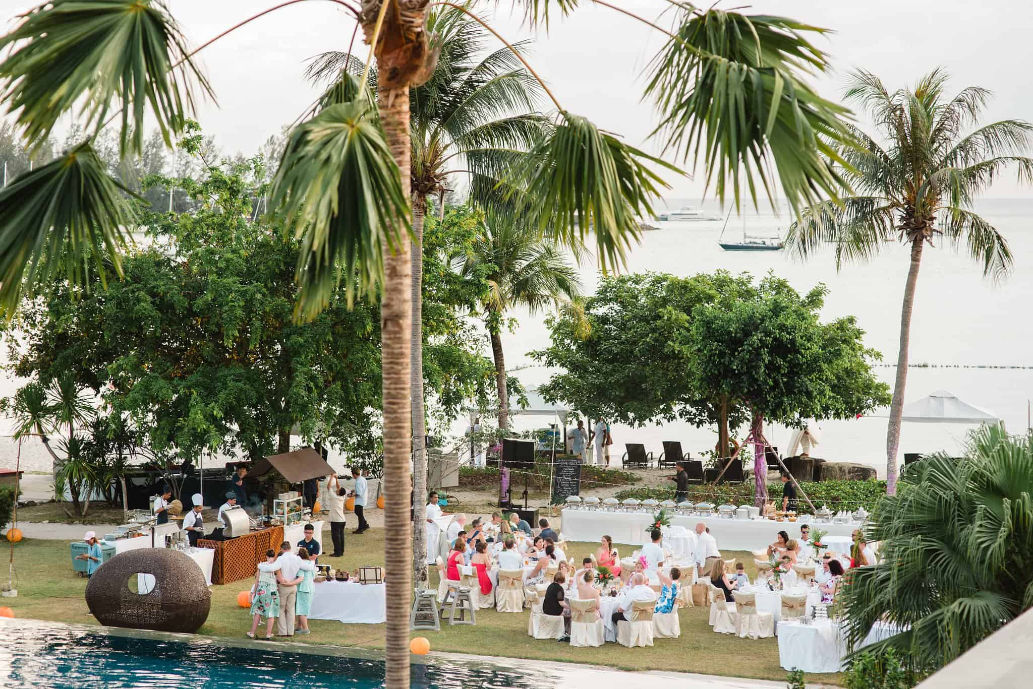 Destination wedding in Langkawi Malaysia - Wed Over Hills
