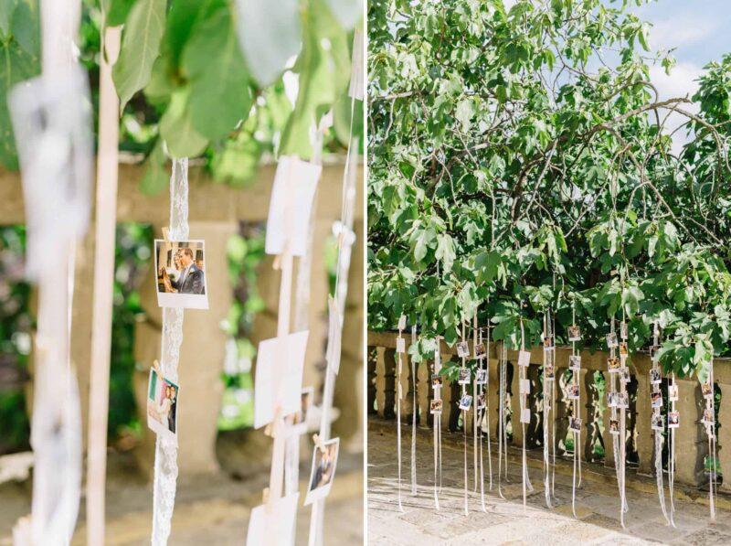 villa dei vescovi wedding decor