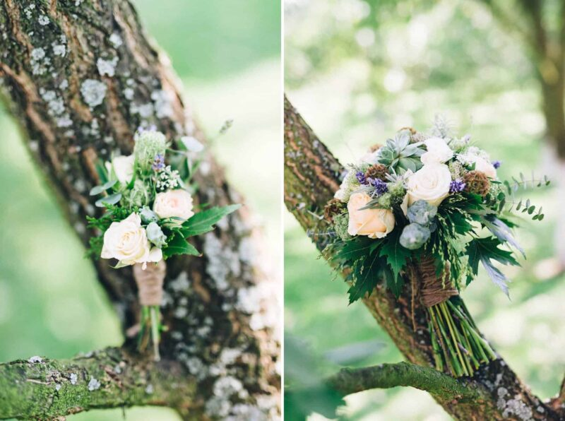 boutonniere-bouquet-intimate-natural-wedding