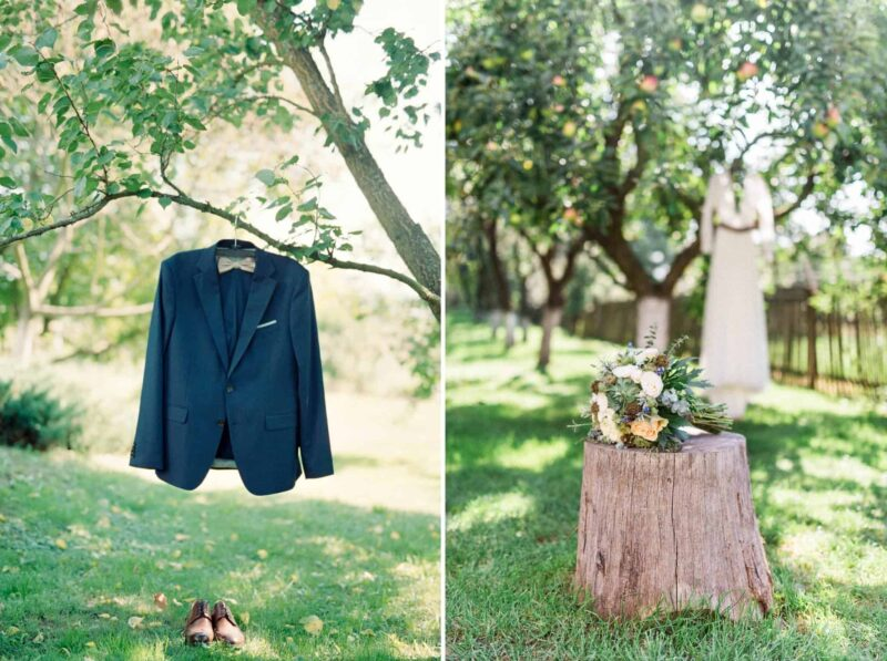 wedding-wear-natural-wedding-outside-apple-orchard