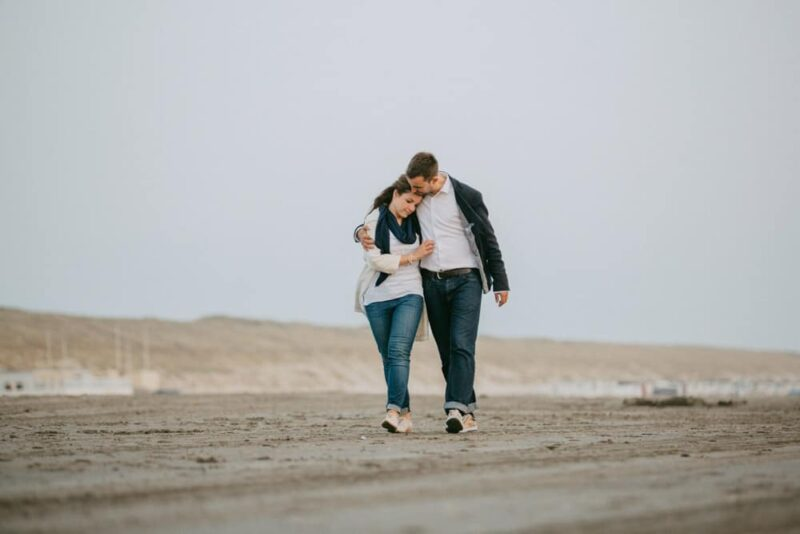 netherlands engagement session