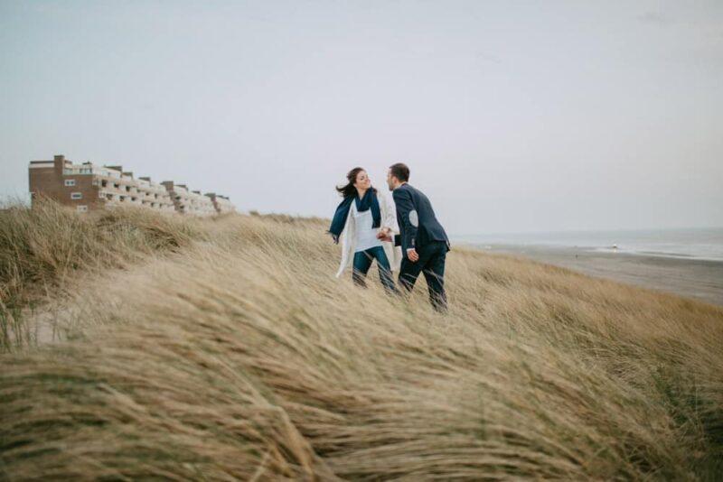 netherlands engagement session