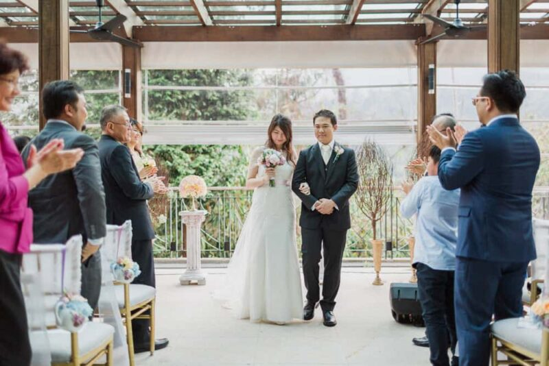 french village wedding malaysia