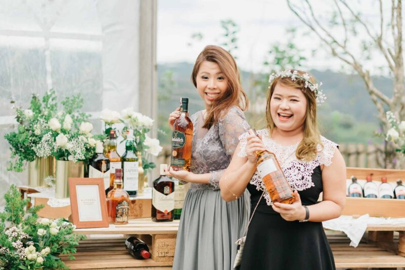 cameron highlands wedding