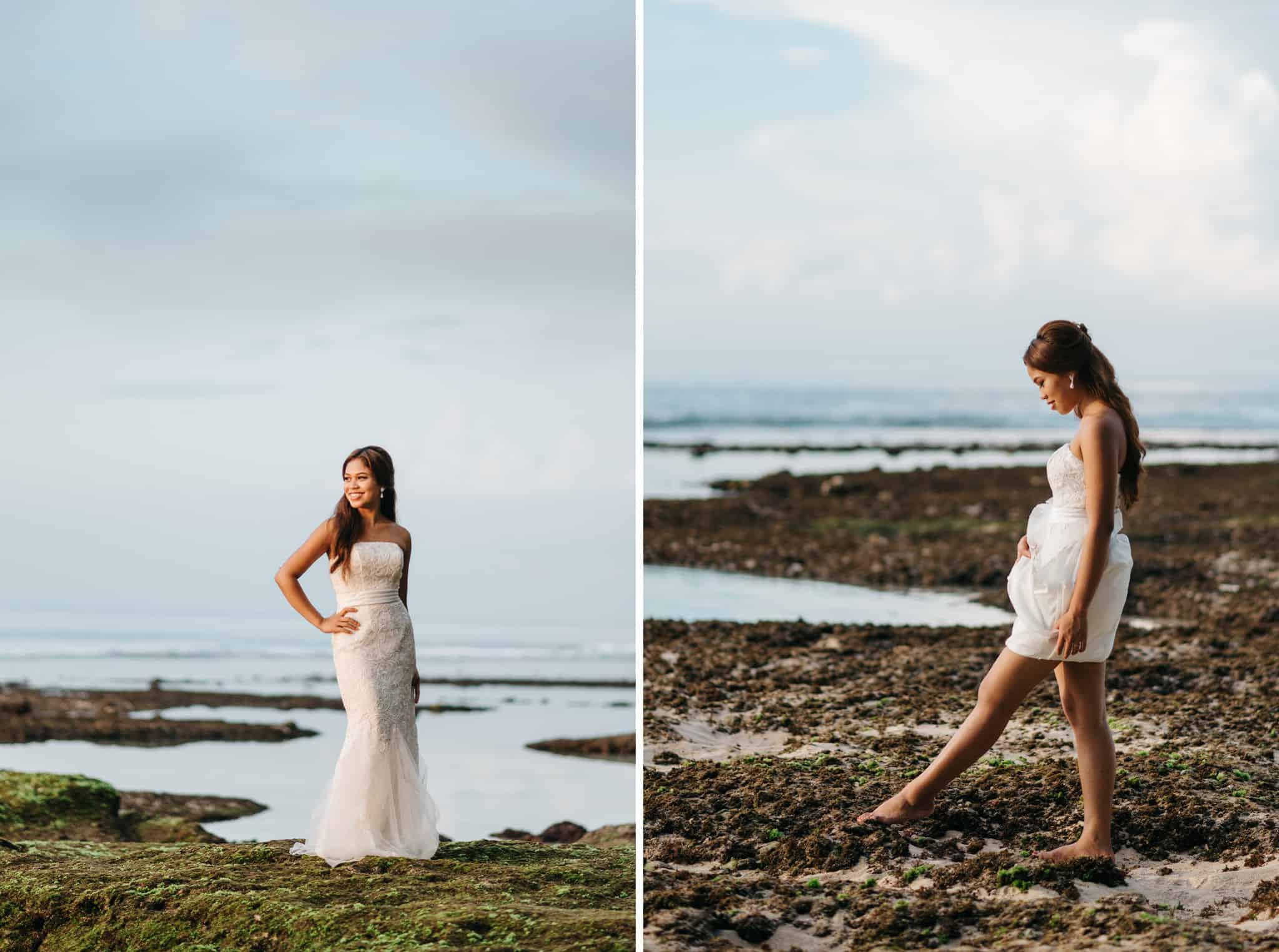 suluban beach wedding