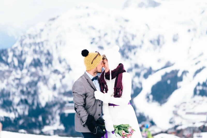 love in the austrian mountains