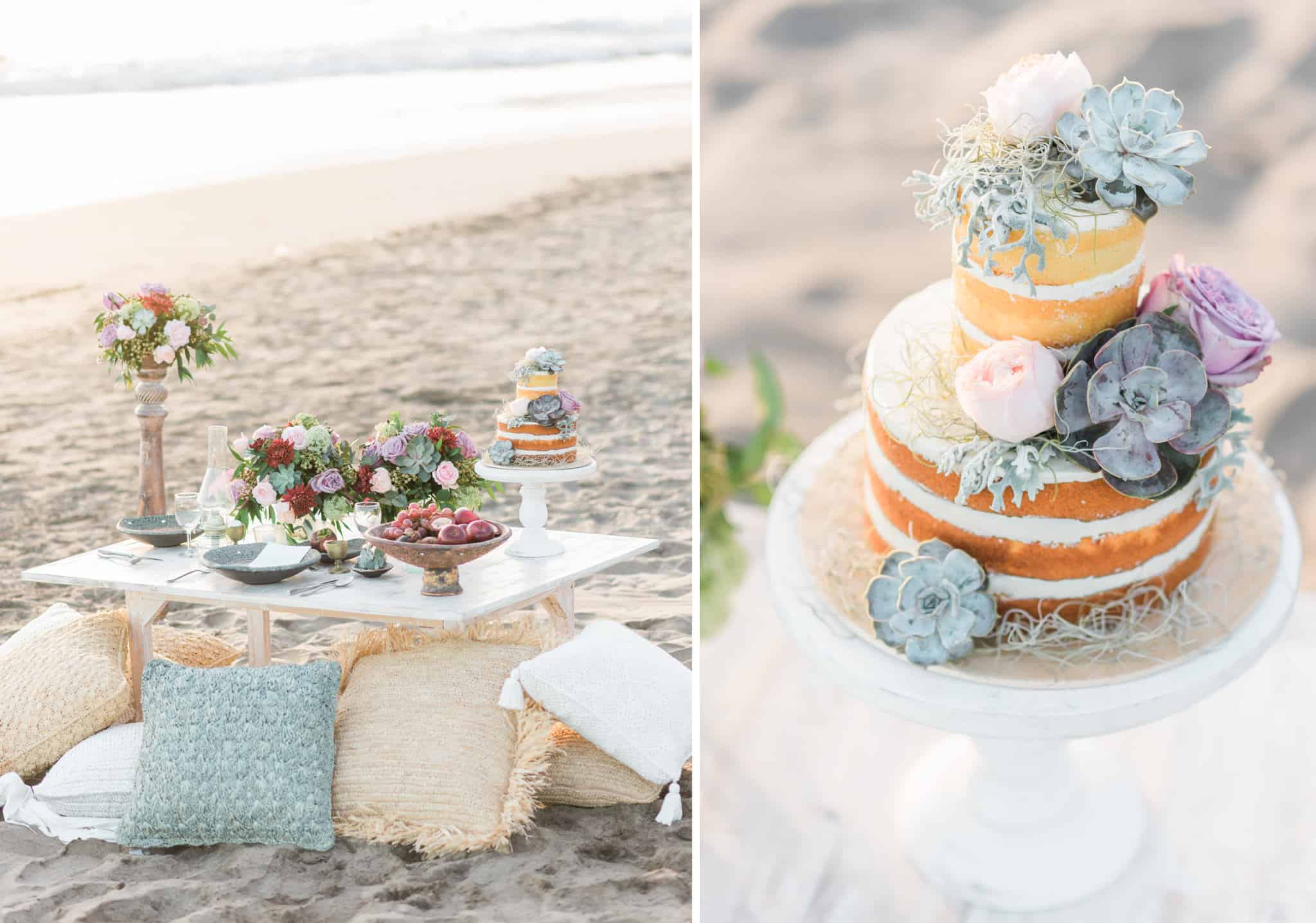 Dreamy Romantic Beach Picnic in Bali - Wed Over Hills